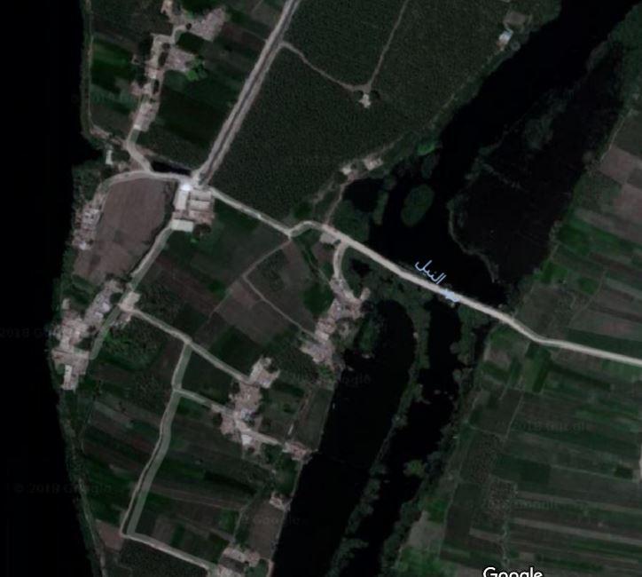 طريق جزيرة جبل النور