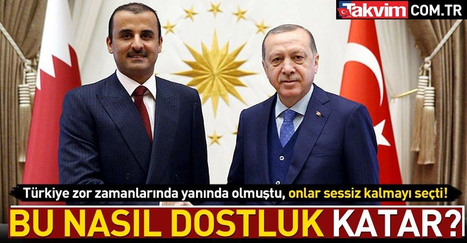 صحيفة تقويم التركية تهاجم قطر