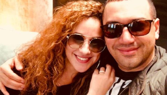 زواج معز مسعود وشيري عادل