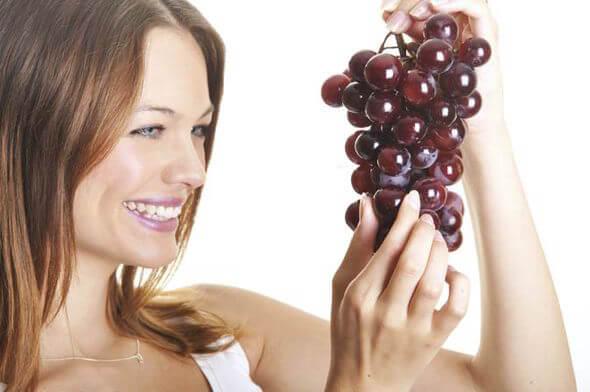 فوائد صحية لبذور العنب