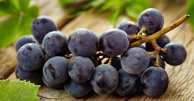 الفوائد الصحية للعنب