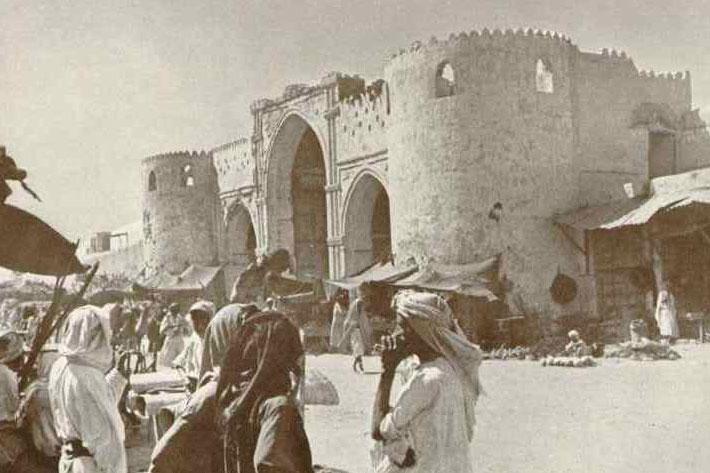 بوابة مكة القديمة