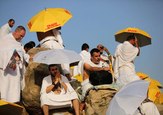 الحجاج على جبل عرفات (3)