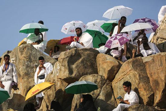 الحجاج على جبل عرفات (6)