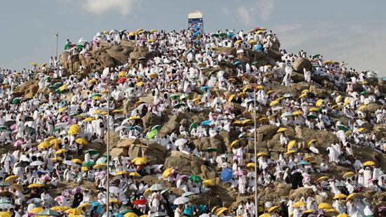 الحجاج على جبل عرفات (8)