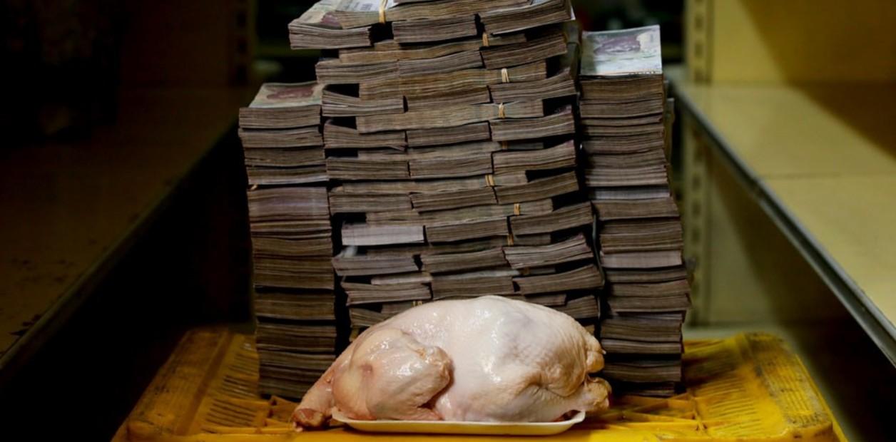 سعر الدجاجة
