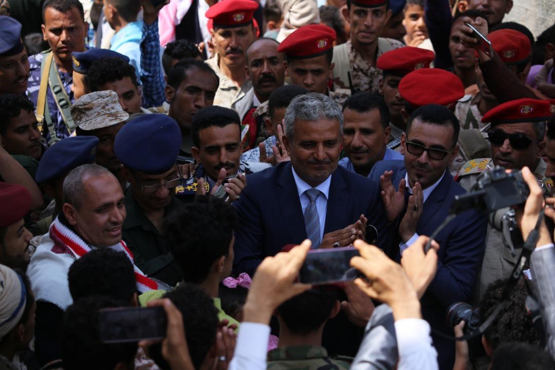 افتتاح قلعة تعز بعد غلقها 3 سنوات