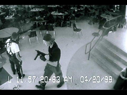 كاميرا مراقبة تسجل صور القاتلين قبل انتحارهما