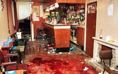 مطعم ماكدونلدز حيث الحادث