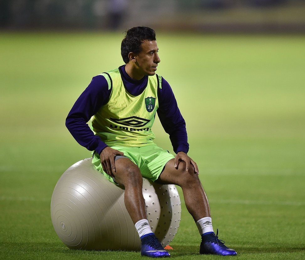 Abdelshafy-Ahly-Training