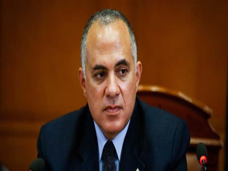 دكتور محمد عبد العاطى، وزير الموارد المائية والرى