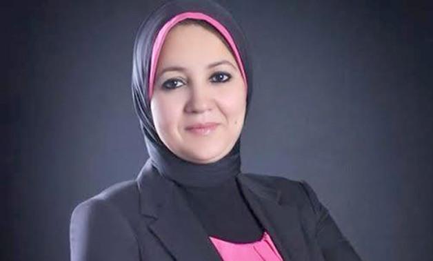 إلهام المنشاوى عضو مجلس النواب عن دائرة الرمل