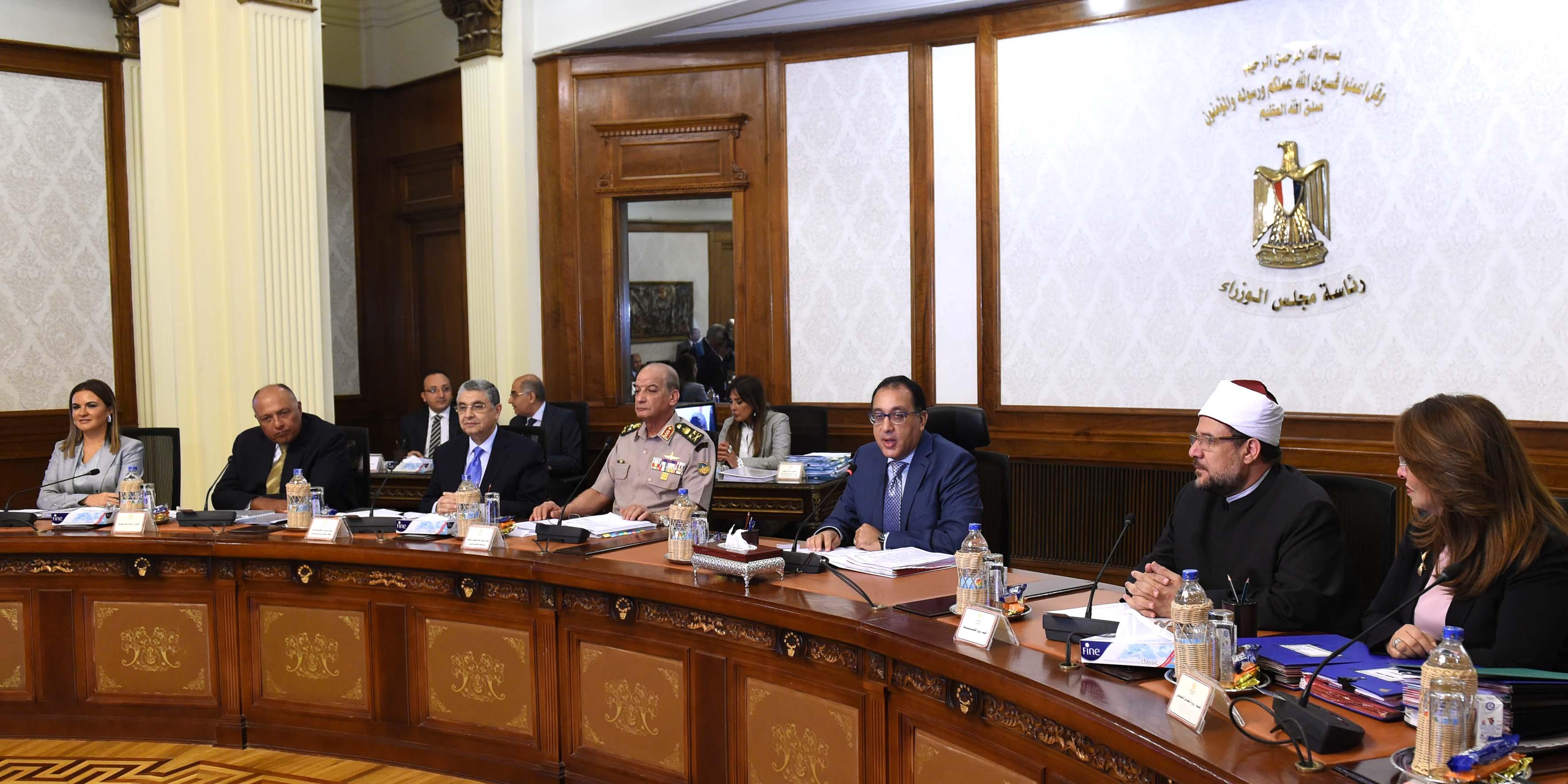 اجتماع مجلس الوزراء  (11)
