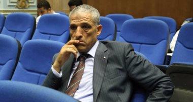 محمد الحسينى وكيل لجنة الإدارة المحلية بمجلس النواب