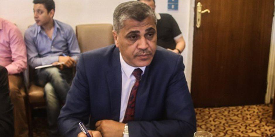 النائب عصام الفقى رئيس لجنة الخطة والموازنة بمجلس النواب