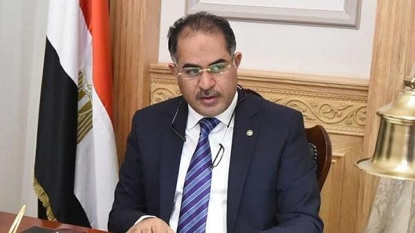 النائب سليمان وهدان وكيل مجلس النواب