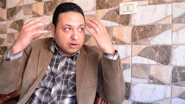 عمرو الزمر الباحث في الشئون السياسية