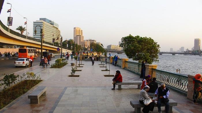 تطوير كورنيش النيل