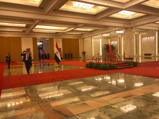 قاعة الشعب في بكين  (1)