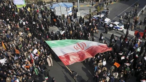 احتجاجات البازار في إيران