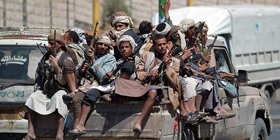 ميليشيات الحوثيين في اليمن