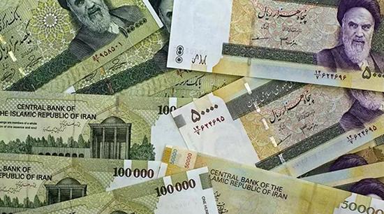 العملة الإيرانية (الريال