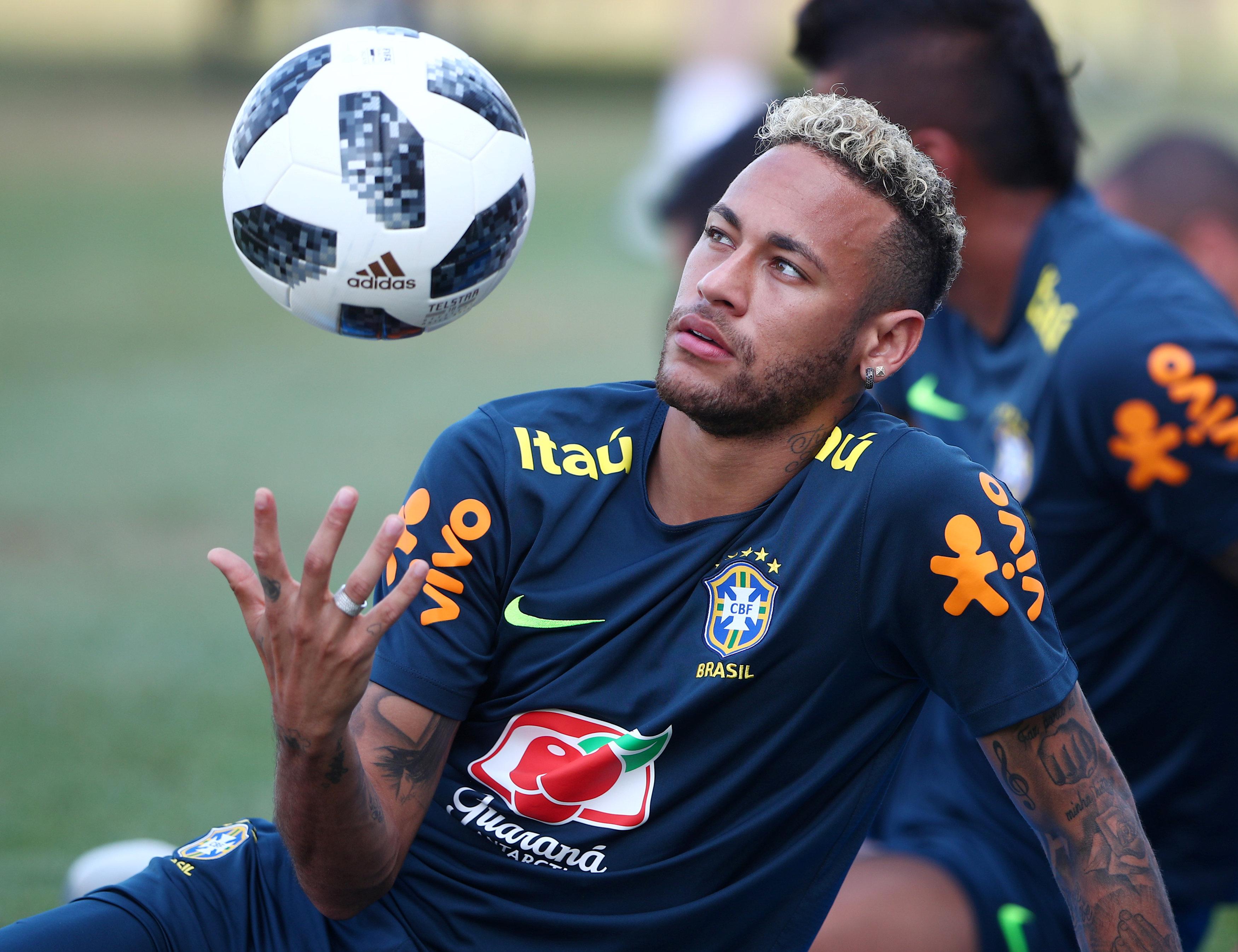 نيمار البرازيل مونديال روسيا 2018