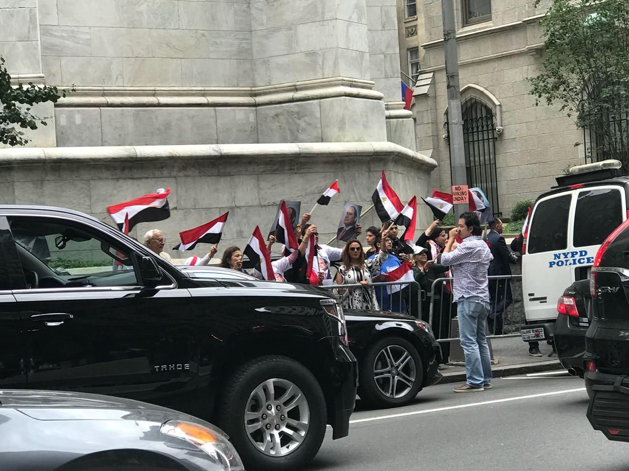 المصريون في أمريكا