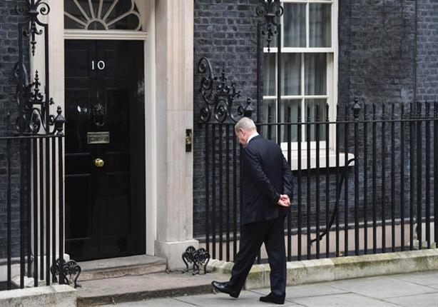 مقر الحكومة البريطانية في دونينج ستريت