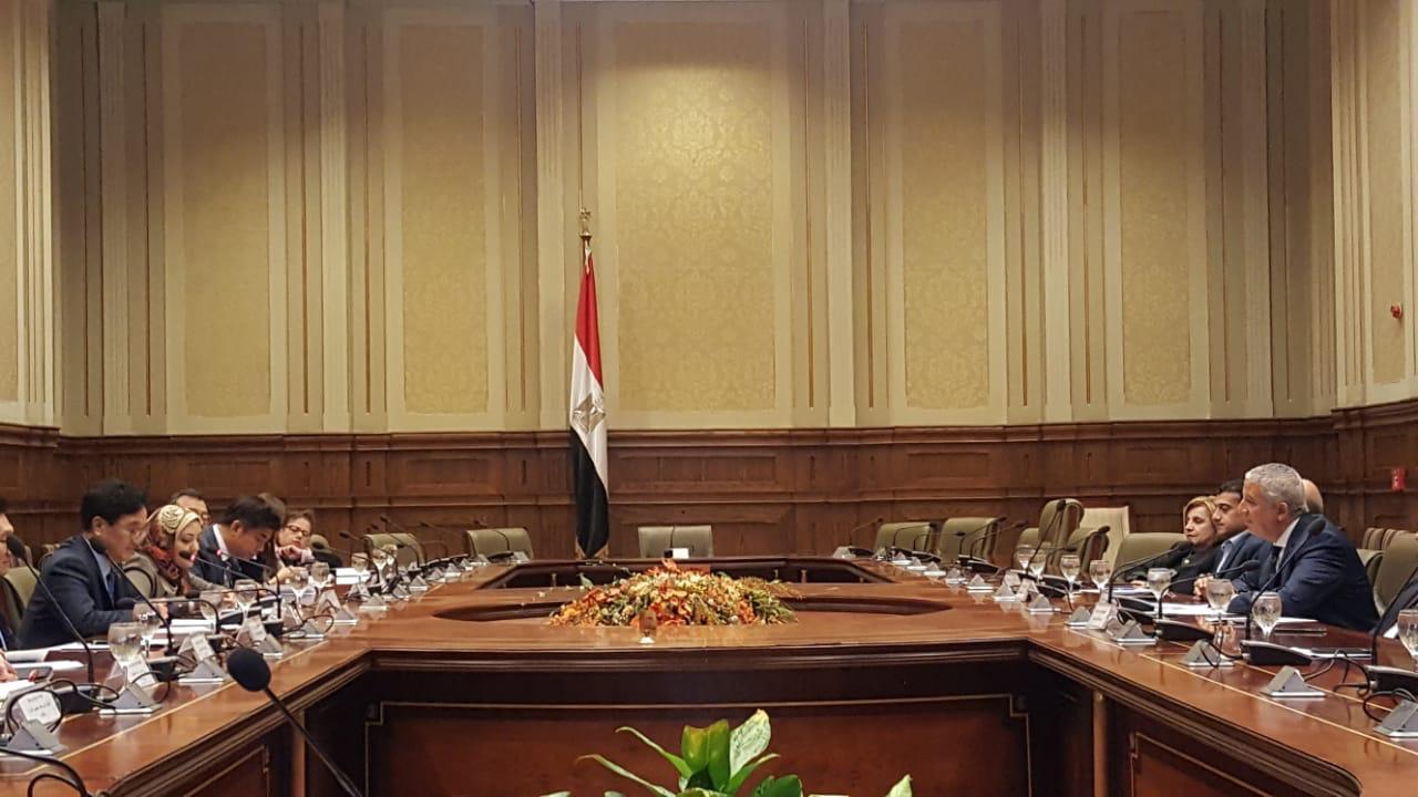 لجنه العلاقات الخارجيه بمجلس النواب (6)