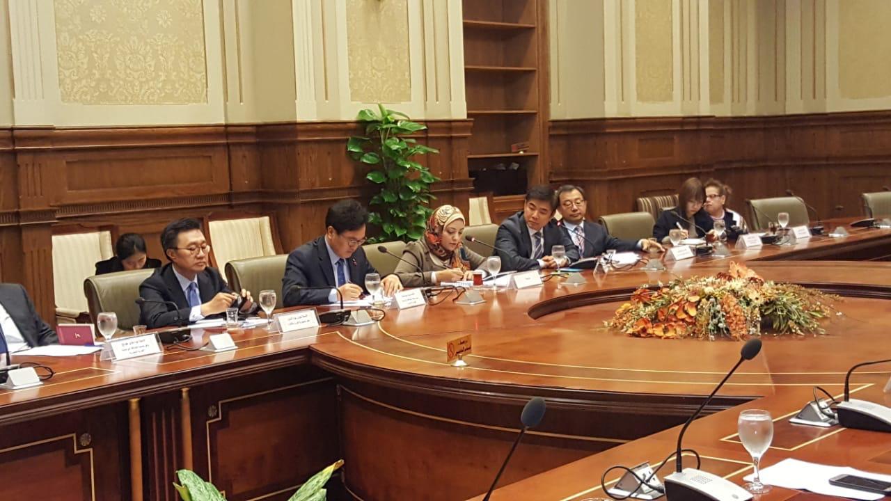لجنه العلاقات الخارجيه بمجلس النواب (8)