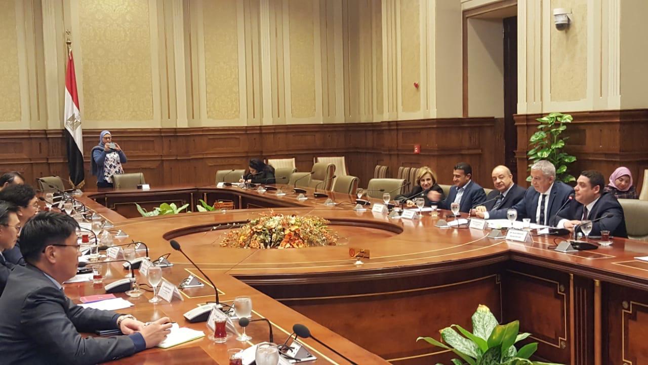 لجنه العلاقات الخارجيه بمجلس النواب (11)
