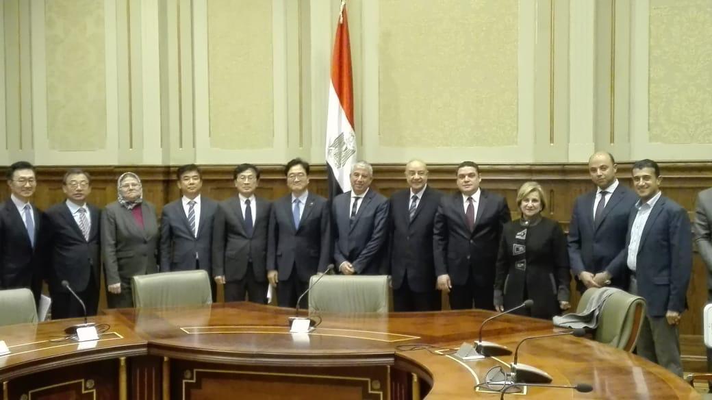 لجنه العلاقات الخارجيه بمجلس النواب (3)