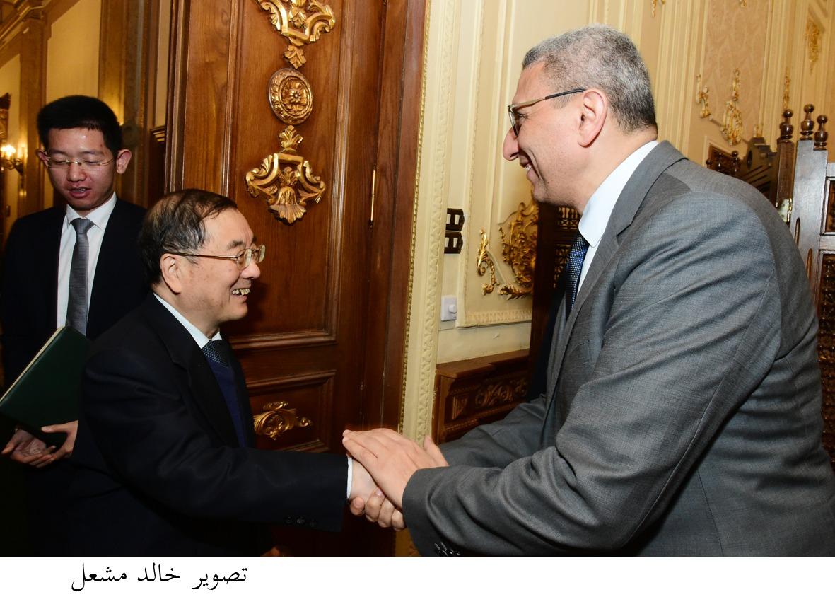 سفير الصين في البرلمان (3)