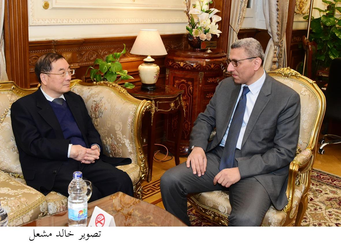 سفير الصين في البرلمان (4)