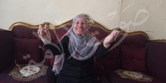 أميرة هليل  الأم المثالية بشمال سيناء (2)