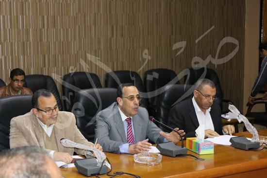 اللواء دكتور محمد عبد الفضيل شوشة (4)