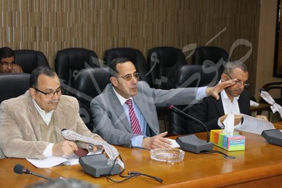 اللواء دكتور محمد عبد الفضيل شوشة (2)