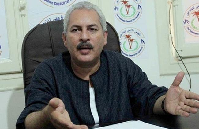 حسين عبدالرحمن أبو صدام نقيب عام الفلاحين
