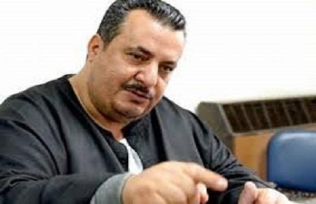 ممدوح حماده رئيس الاتحاد التعاوني الزراعي