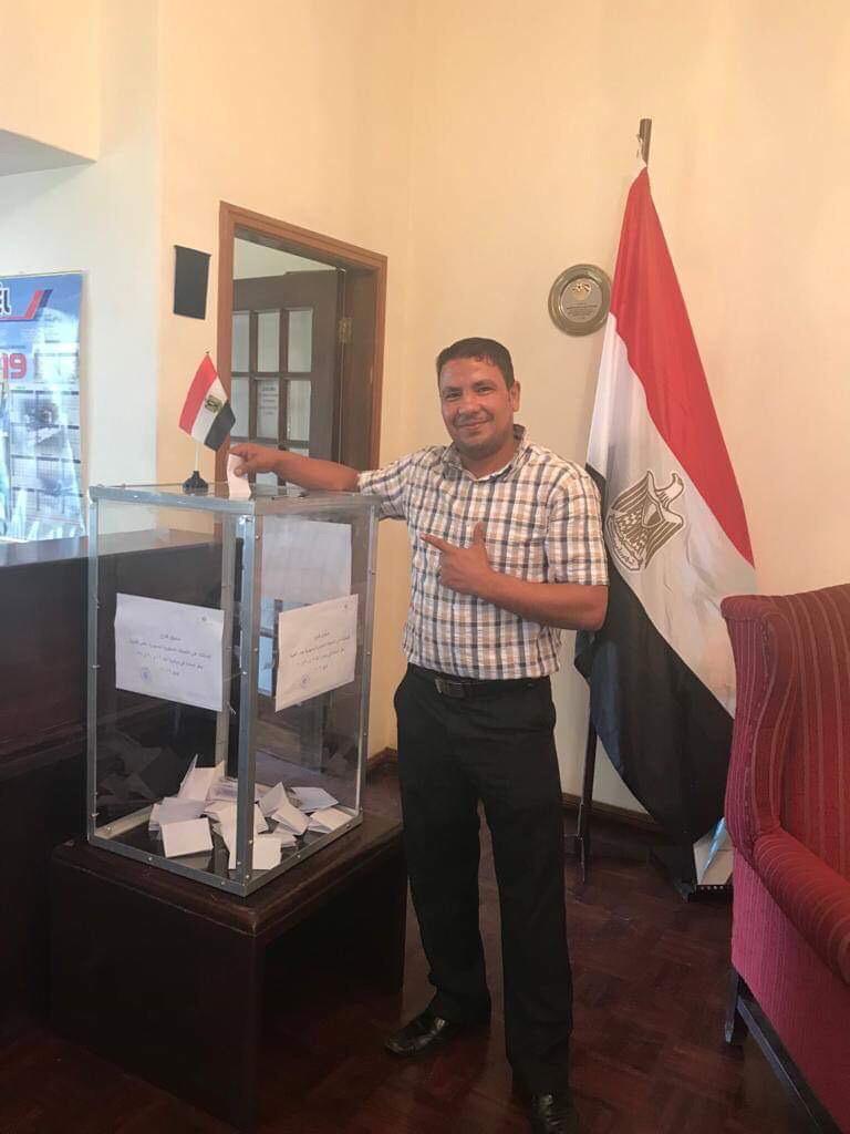 ممثلو الكنيسة المصرية في جوهانسبرج (13)