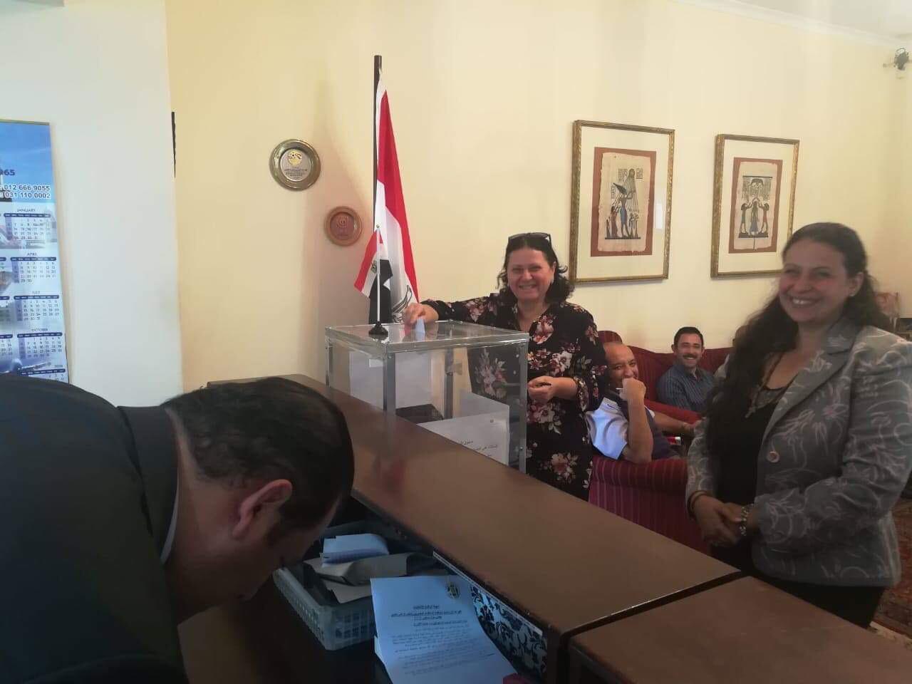 ممثلو الكنيسة المصرية في جوهانسبرج (6)