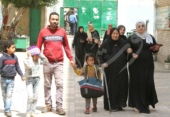 الاستفتاء علي الدستور (1)