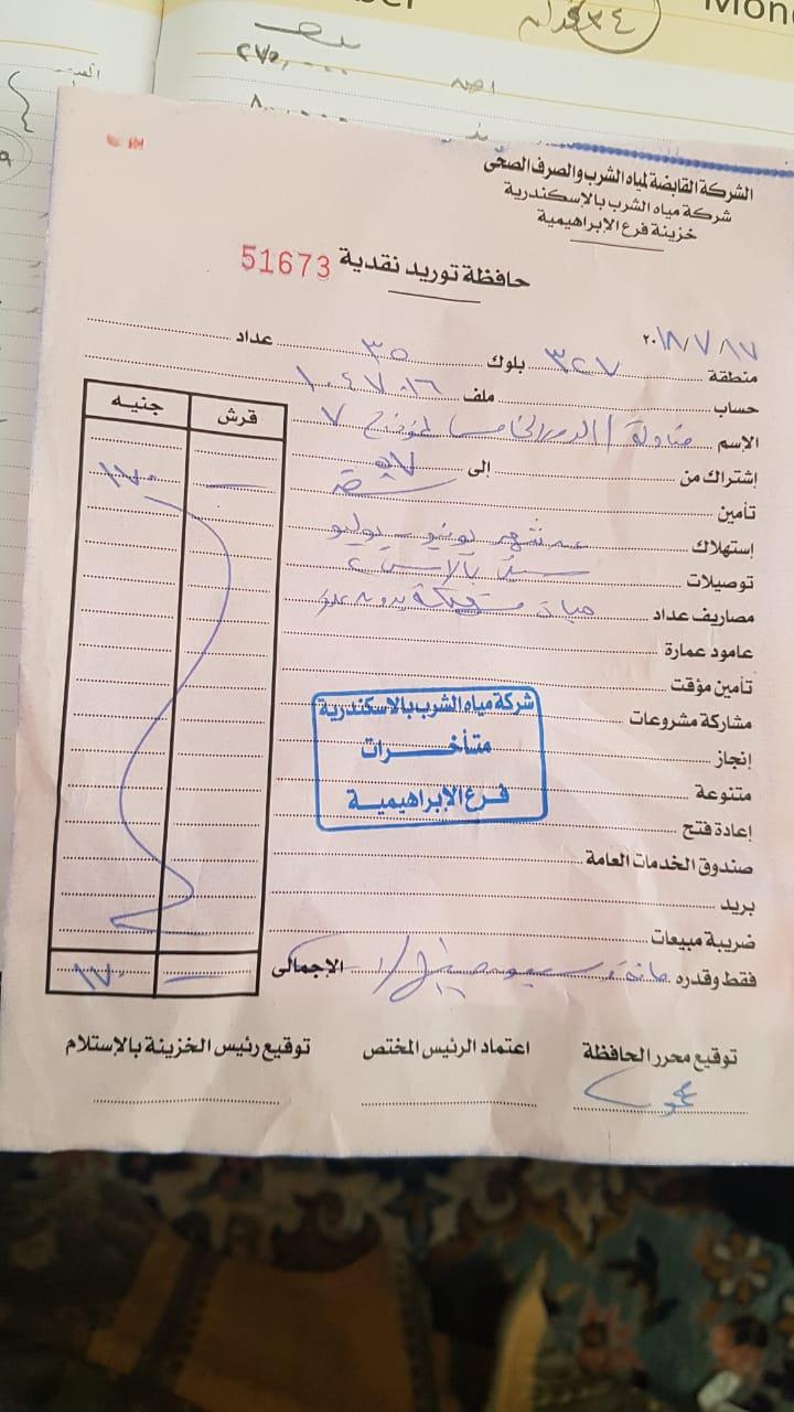 أزمة مشروع سيتي بالاس بالإسكندرية (14)