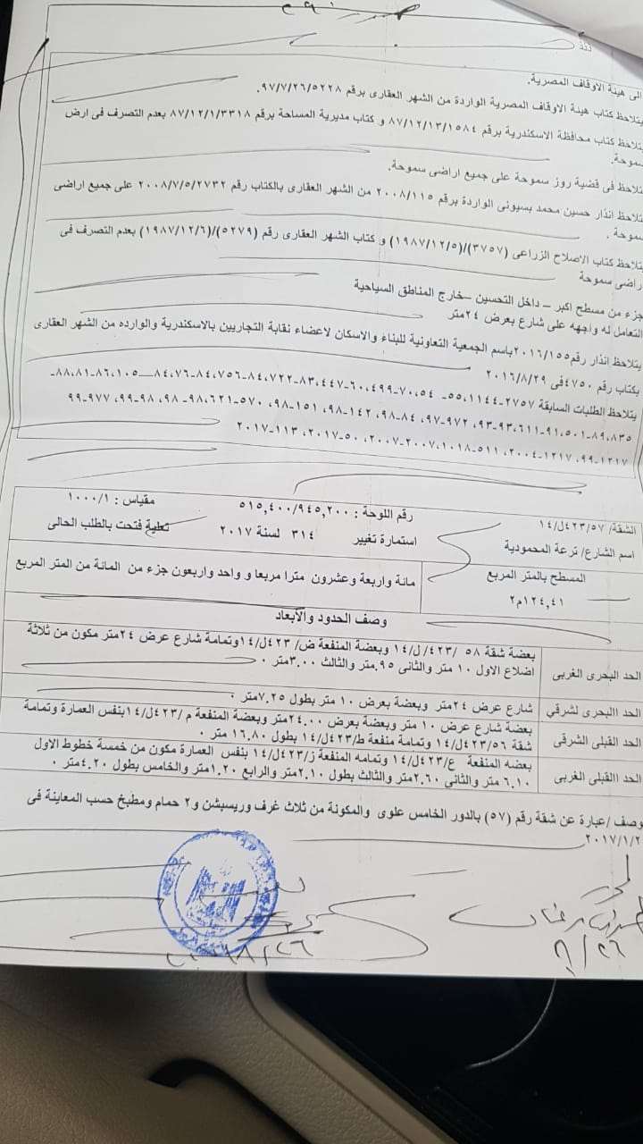 أزمة مشروع سيتي بالاس بالإسكندرية (45)