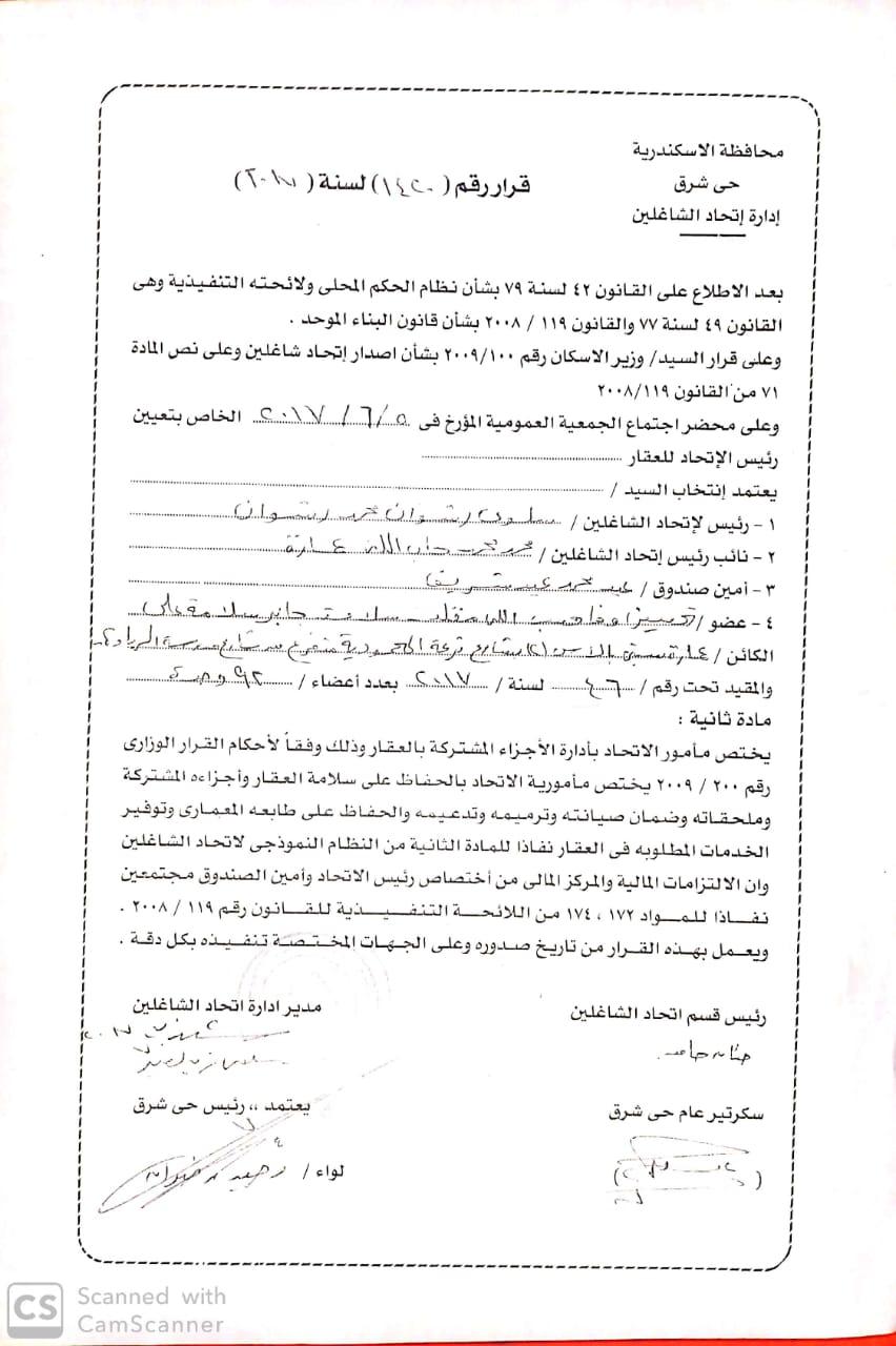 أزمة مشروع سيتي بالاس بالإسكندرية (126)