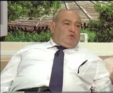 الدكتور عمر تمام عميد معهد الدراسات البيئية بجامعة السادات
