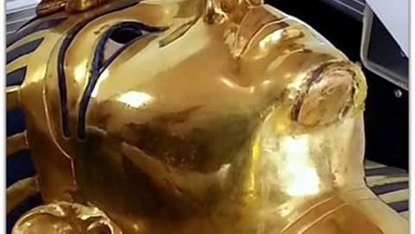 نتيجة بحث الصور عن صور مقتنيات مقبرة توت عنخ آمون
