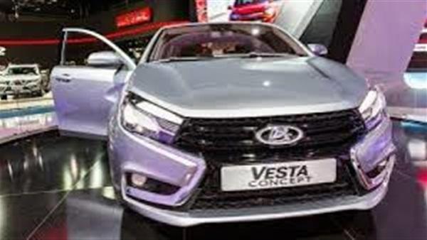 سيارة لادا فيستا بمحركات «رينو ونيسان»
