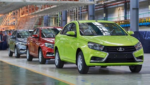 """شركة """"أفتوفاز"""" تضاعف إنتاج سيارات لادا فيستا"""